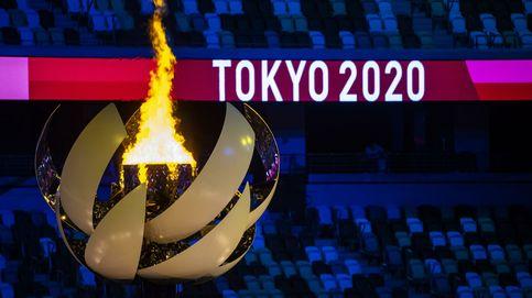 Las mejores fotos de la ceremonia de inauguración de los Juegos Olímpicos de Tokio