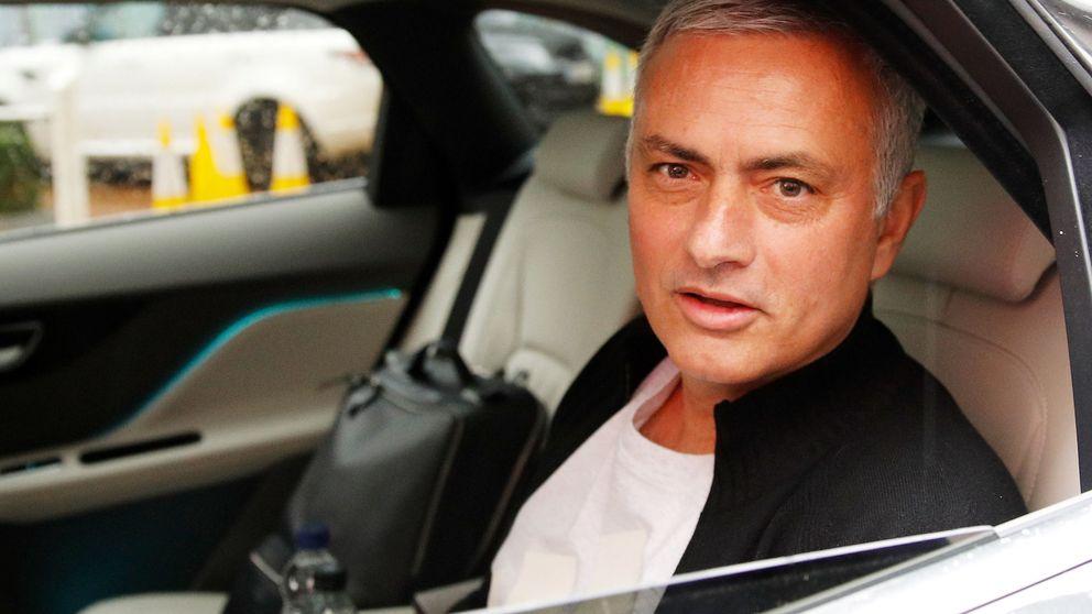 Mourinho vive sus horas más bajas: ahora aparece una 'amiga secreta'