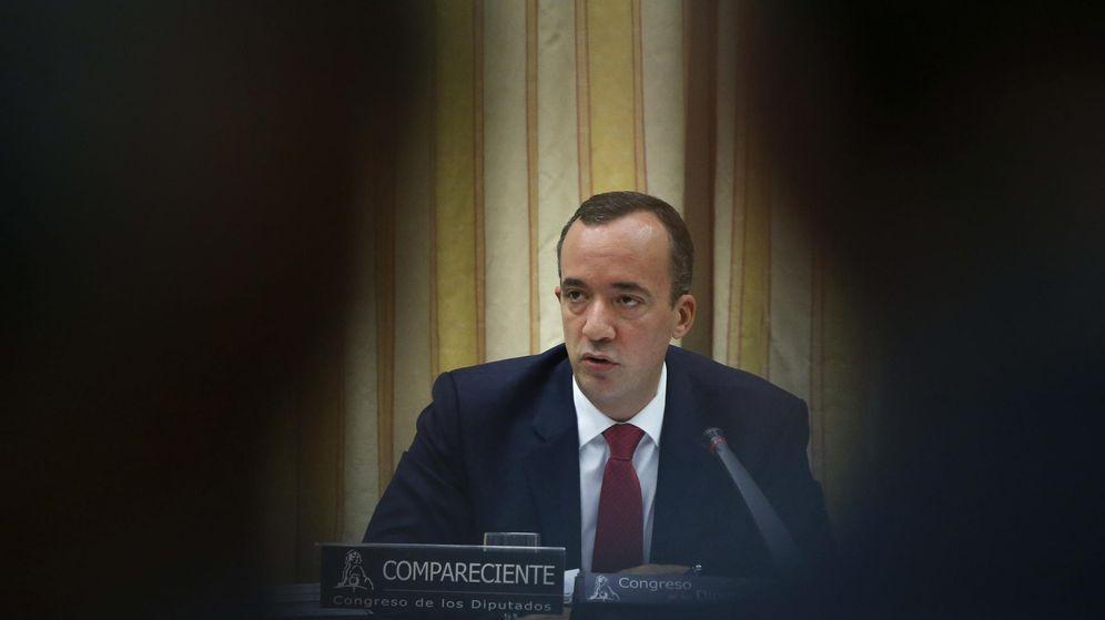 Foto: El secretario de Estado de Seguridad, Francisco Martínez (EFE)