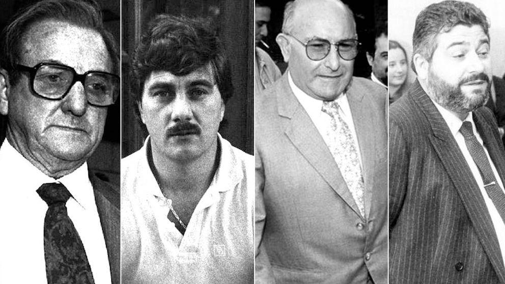 'Fariña', los rostros del narcotráfico gallego