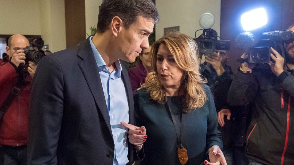 Los dos bandos del PSOE vuelven a escenificar sus diferencias