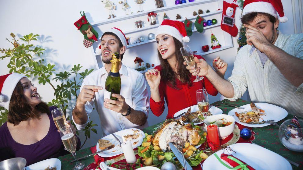 Consejos prácticos para no engordar en las fiestas
