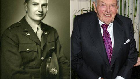 Fallece David Rockefeller: las imágenes más curiosas de 101 años de vida