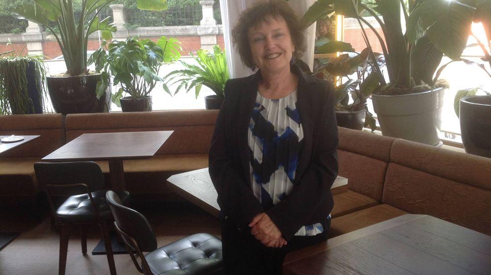 Foto: La Gobernadora del Banco de Israel, Karnit Flug.