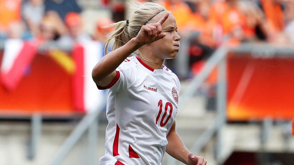Foto: Las jugadoras danesas consiguieron igualdad en el salario. (Reuters)
