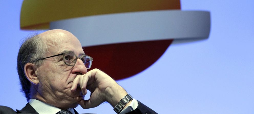 Foto: El presidente de Repsol, Antoni Brufau. (EFE)