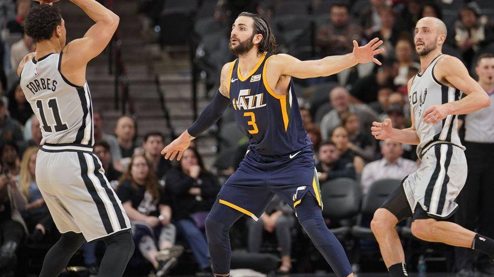 Foto: Utah Jazz lleva cinco victorias seguidas. (EFE)