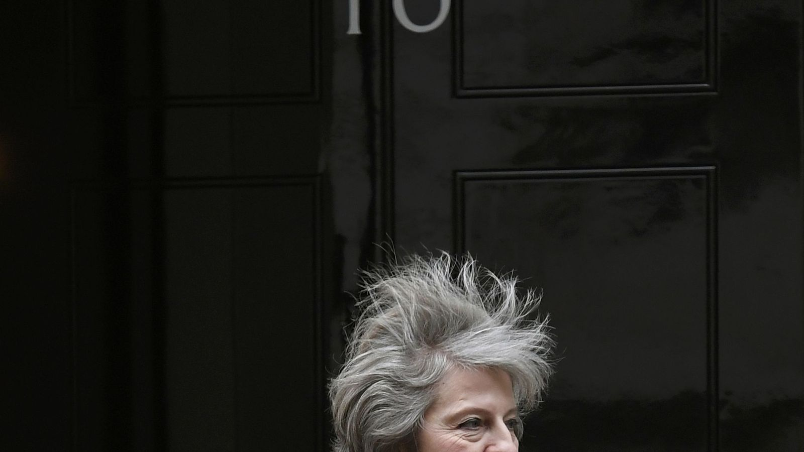 Foto: La primera ministra del Reino Unido, Theresa May. (Reuters)