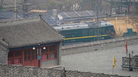 ¿Está Kim Jong-un en Pekín? Un 'tren verde especial' desata los rumores