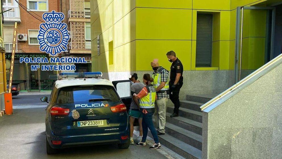 Detenido en Cartagena (Murcia) por presunto abuso sexual a una niña de 13 años