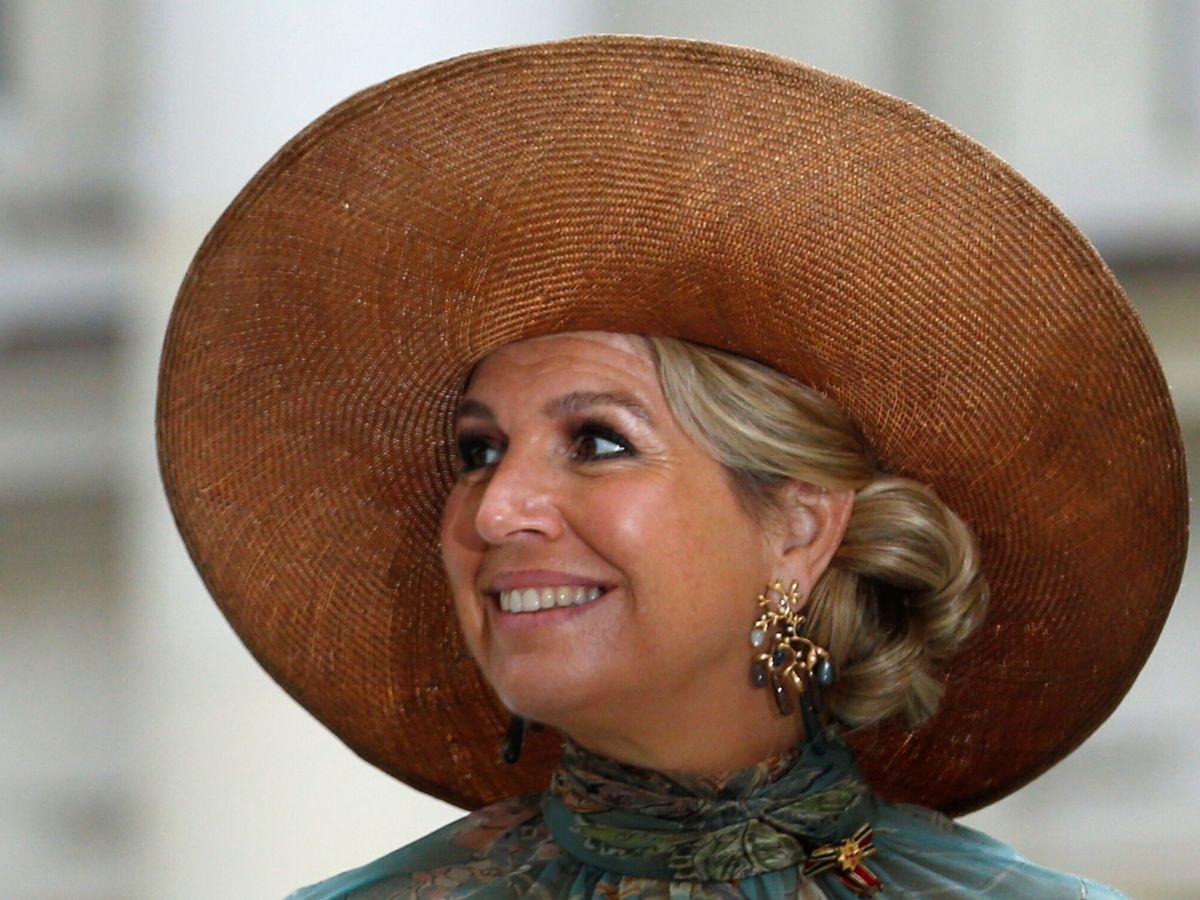 Foto: La reina Máxima, en una imagen reciente. (Reuters)