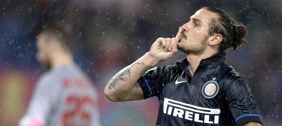La pesadilla de Pablo Osvaldo en el Inter: de fichaje estrella a estar marginado por Mancini