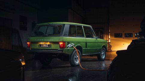 Un Range Rover clásico y eléctrico, la última idea de Lunaz