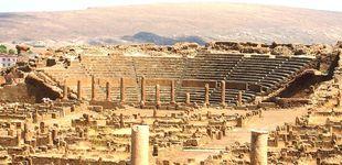 Post de La Pompeya de África: la ciudad romana que fue enterrada por el Sáhara