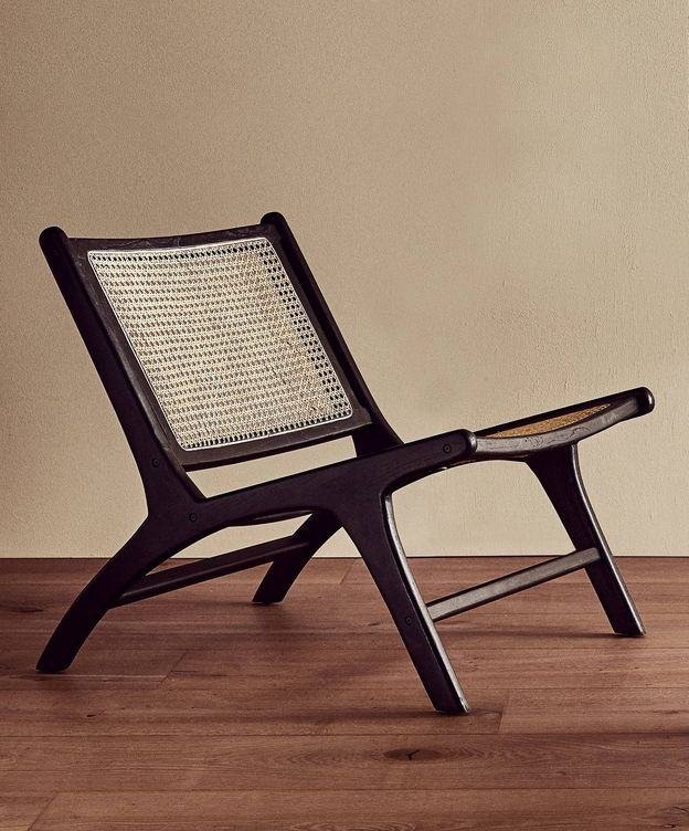 Foto: CHR01 silla de Zara Home. (Cortesía)