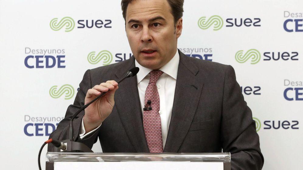 Foto: El expresidente de El Corte Inglés, Dimas Gimeno