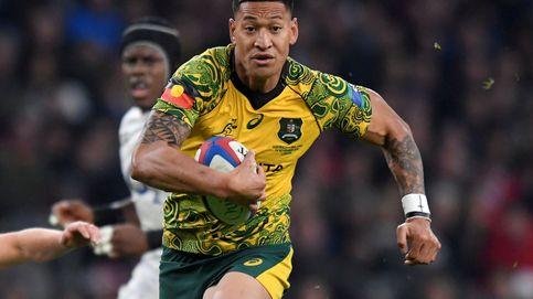 Homosexuales, ¡arrepiéntanse!. El escándalo de la estrella del rugby Folau
