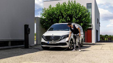 Mercedes EQV, el primer monovolumen de ocho plazas eléctrico que recargarás en 45'