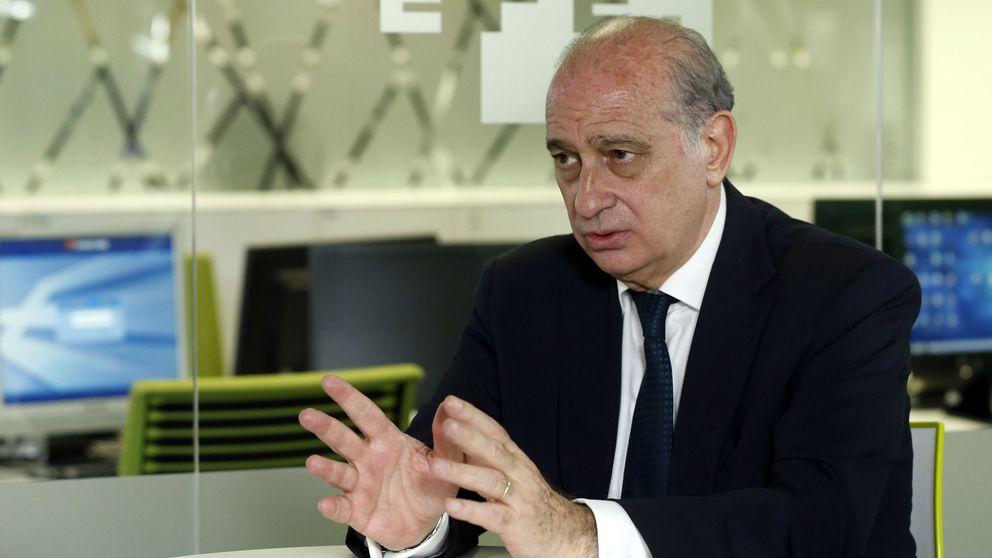 Fernández Díaz niega que Interior tenga relación con la censura de la estelada