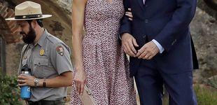 Post de Letizia estrena en Texas un vestido sencillo y perfecto para el verano