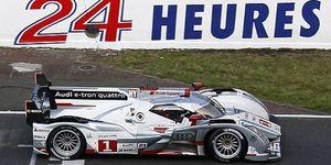 Audi copa el podio en las 24 Horas de Le Mans y Marc Gené termina quinto