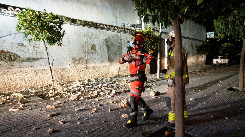 Terremoto en Granada. (EFE)