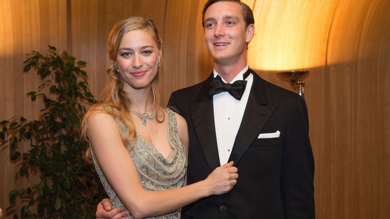 Pierre Casiraghi y Beatrice Borromeo, marido y mujer en la más estricta intimidad