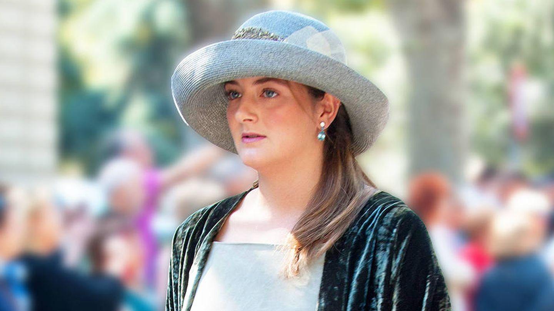 La duquesa de Medinaceli.