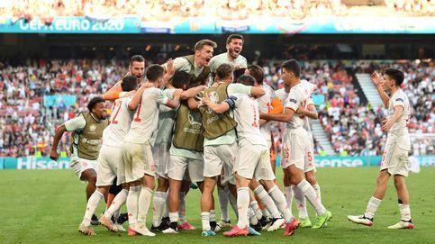 España tumba a Croacia y se clasifica para unos cuartos por primera vez en 9 años (3-5)