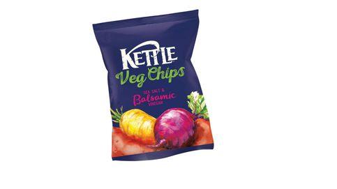 Los 'chips' de vegetales no son más sanos que las patatas fritas