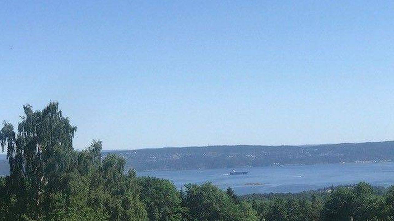 Vistas desde la casa que alquilan Haakon y Mette-Marit. (Finn)