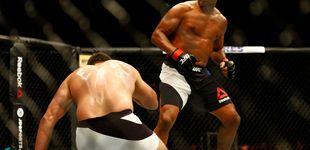 Post de UFC: el tremendo KO de Overeem a Oleinik a base de rodillazos