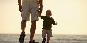 Foto: El milagro del tetrapléjico que volvió a caminar y a hablar gracias a  su bebé