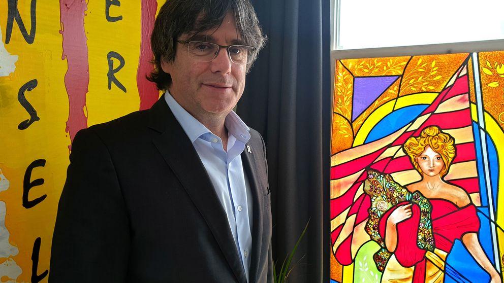 Puigdemont asegura que participará en el debate electoral porque Junqueras podrá