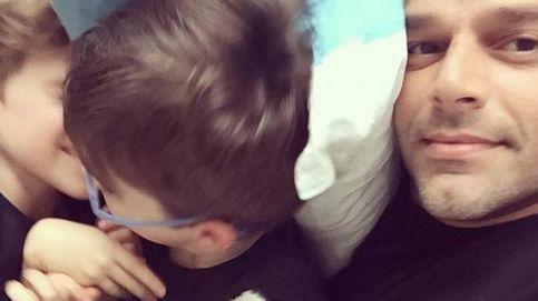 Facebook - La tierna carta de Ricky Martin a sus hijos: Cambiasteis mi vida