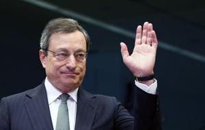 La inflación más baja desde 2009 evalúa la 'mano izquierda' de Draghi