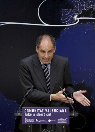 Foto: Garzón se inhibe en favor del TSJ de Valencia por Camps y Costa
