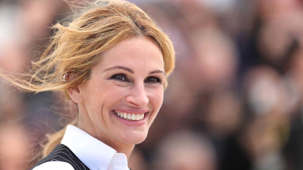 Foto: Julia Roberts, en Cannes. (Getty)