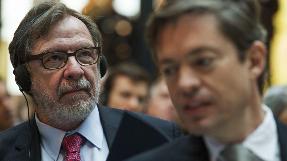 Foto: El presidente ejecutivo del Grupo Prisa, Juan Luis Cebrián (Reuters)