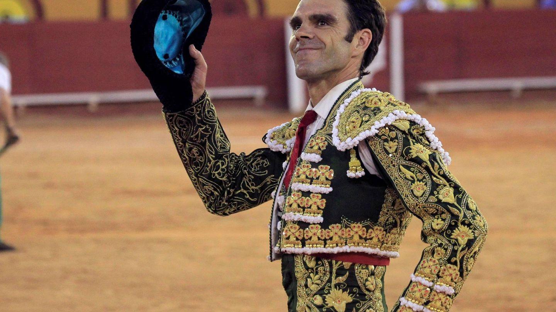 Otra gran tarde para la historia de José Tomás. (EFE)