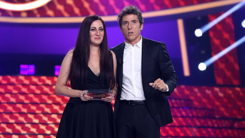 María Villalón gana la tercera gala de 'TCMS7' con una imitación de Camela