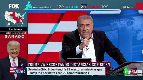 La americanada con la que Ferreras ha arrancado el especial de 'Al rojo vivo'