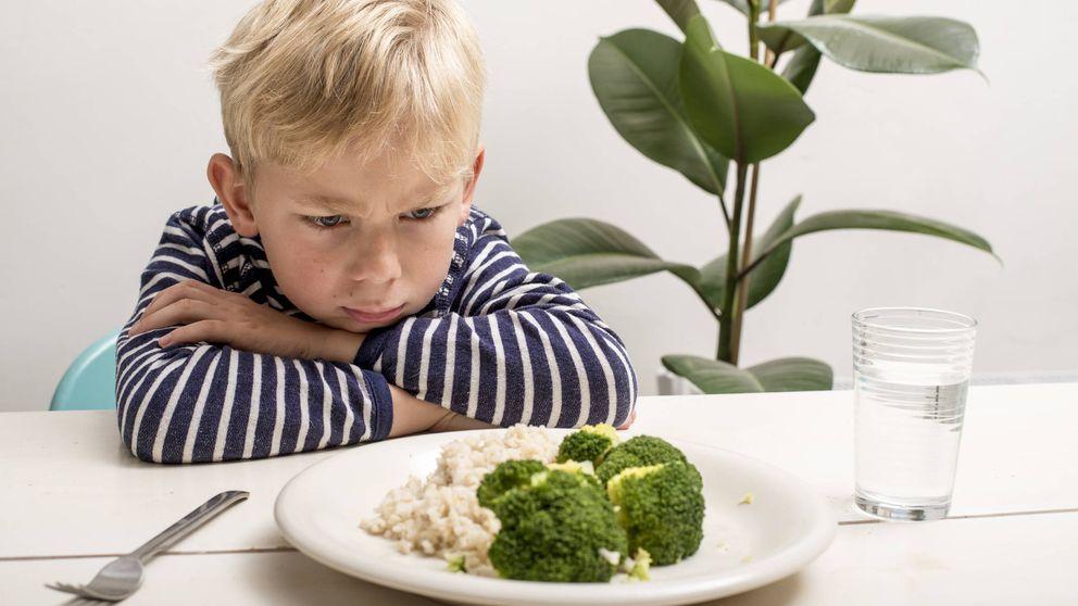 El genial truco de este padre para conseguir que coman sus hijos