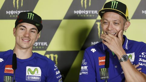 El destino puede reunir a Maverick Viñales con Valentino Rossi