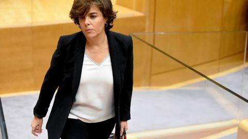 Rajoy delega en Sáenz de Santamaría las funciones del presidente de la Generalitat