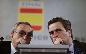 La ilógica contraprogramación de las instituciones del deporte español