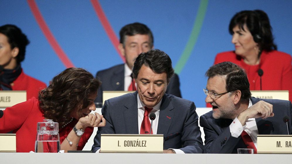 Foto: Presentación de la candidatura de Madrid para los Juegos Olímpicos de 2020. (EFE)