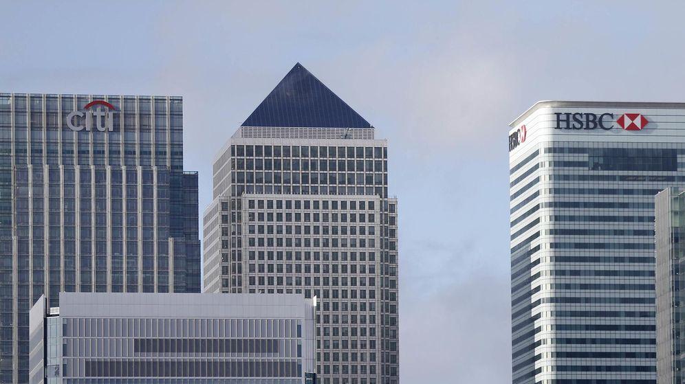 Foto: Sede de Citibank en el distrito financiero del Canary Wharf, en Londres. (Reuters)