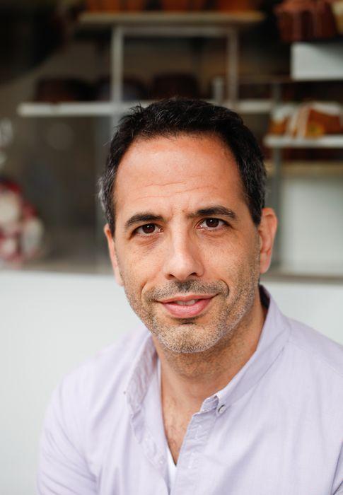 Foto: Yotam Ottolenghi, el empresario y chef.