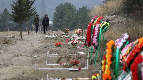 Armenia firma un doloroso acuerdo para poner fin a la guerra en Nagorno Karabaj